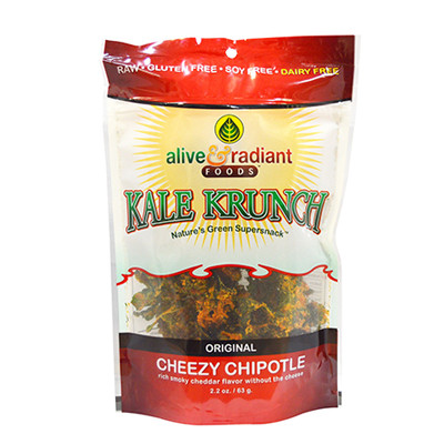 Alive and Radiant Kale Krunch Chipotle