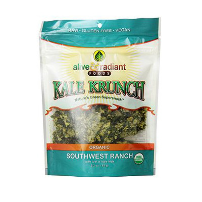 Alive and Radiant Kale Krunch Southwest Ranch