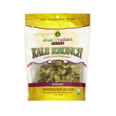 Alive & Radiant Kale Krunch - Tarragon Dijon