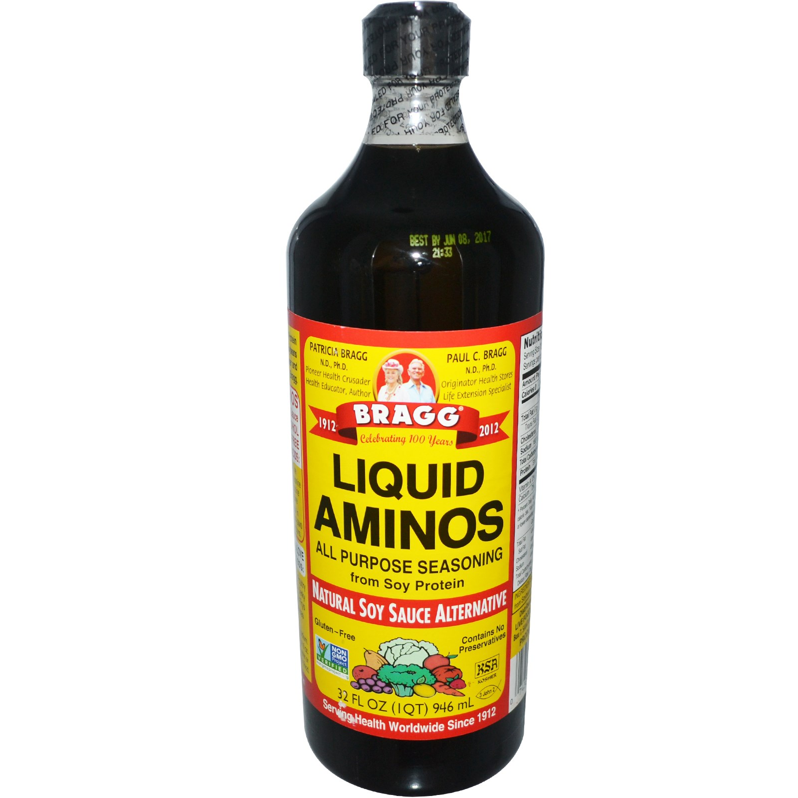 Braggs liquid amino acid