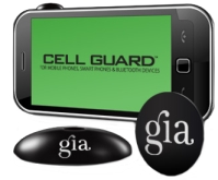 GIA Cell Guard Cell Phone Chip