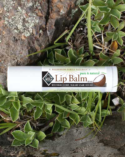 Wilderness Family Naturals Lip Balm Pure and Natural
