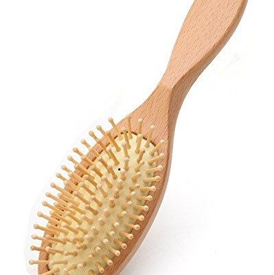 Natural Wooden Hair Brush