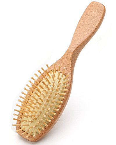 Natural Wooden Hair Brush Well Of Life Center Store