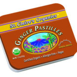 St. Claire's Organics Ginger Sweets