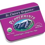 St. Claire's Organic Peppermints