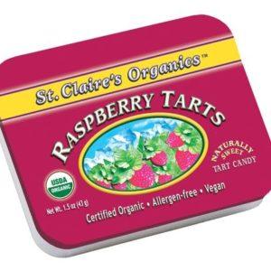 St. Claire's Organics Raspberry Tarts