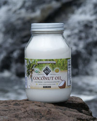 Wilderness Family Naturals Centrifuged Coconut Oil