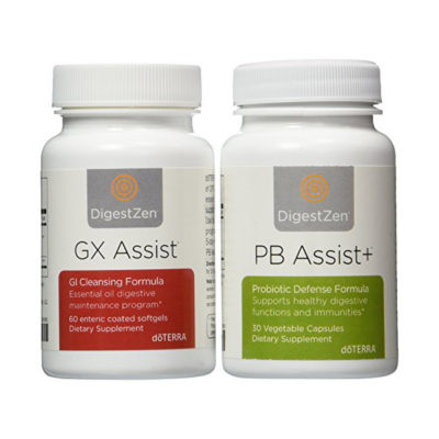 GX Assist & PB Assist+ (Cleanse/Renew)
