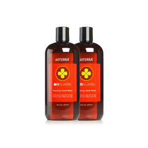 doTERRA On Guard Foaming Hand Wash (2 Pack)