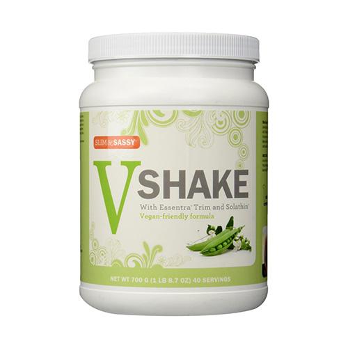 Slim & Sassy V Shake
