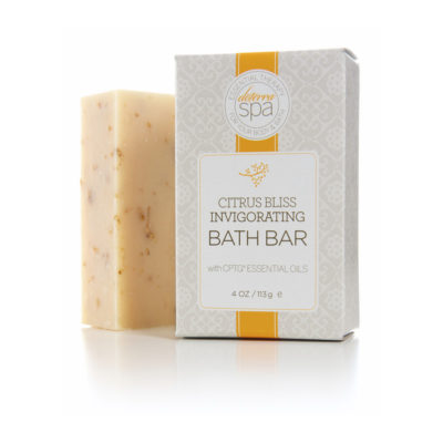 Citrus Bliss Invigorating Bath Bar
