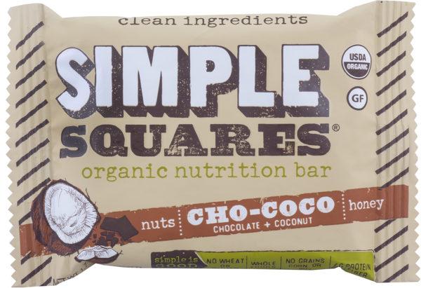 cho-coco simple squares