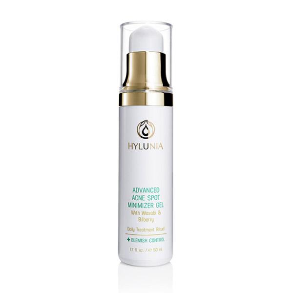 advanced acne spot minimizer gel