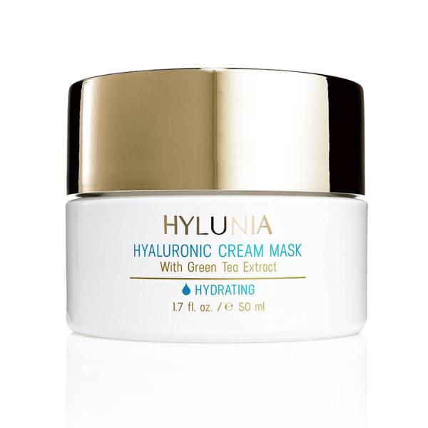 hyaluronic cream mask