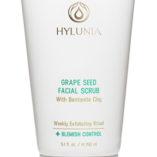 grape seed facial scrub