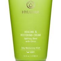 healing and restoring cream uplifting blend citrus