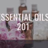 Essential Oils 201 webinar